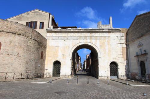 Arco d'Augusto - Fano
