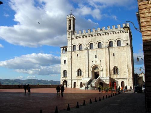 Palazzo dei Consoli - Gubbio